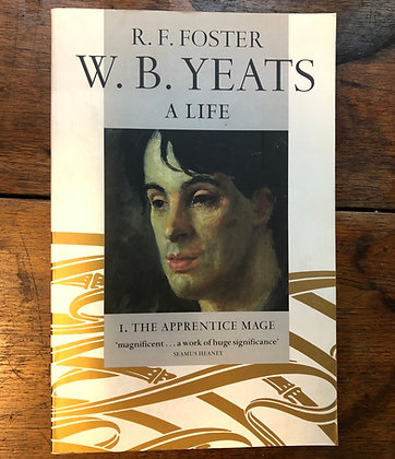 Foster, R.F. -  W.B. Yeats: A Life softcover