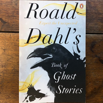 Dahl, Roald - Book of Ghost Stories softcover