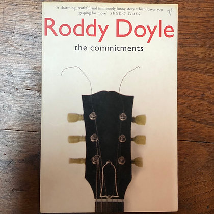 Doyle, Roddy - the Commitments softcover