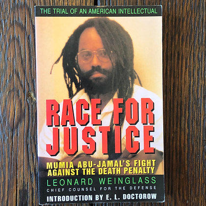 Weinglass, Leonard : Race for Justice - Softcover