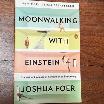 Foer, Joshua - Moonwalking with Einstein