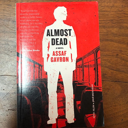 Gavron, Assaf - Almost Dead softcover