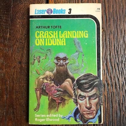 Tofte, Arthur : Crash Landing on Induna - Laser Books 3 Paperback