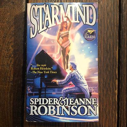Robinson, Spider/Jeanne : Starmind - Paperback