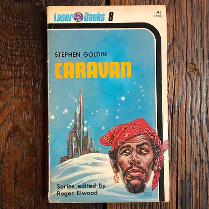 Goldin, Stephen : Caravan - Laser Books 8 Paperback