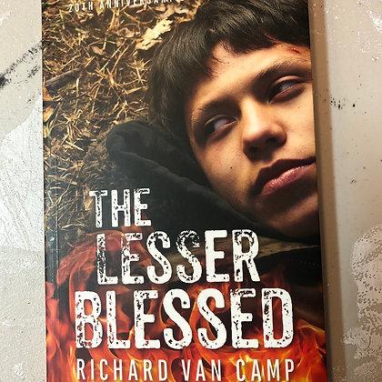 Van Camp, Richard - The Lesser Blessed
