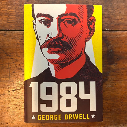 Orwell, George - 1984 softcover