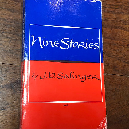 Salinger, J.D. - Nine Stories pocketbook