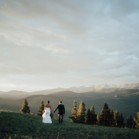 Danielle + Matthew | July 20, 2019 | The 10th | Vail, Colorado | Wedding