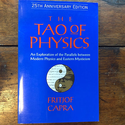 Capra, Fritjof - The Tao of Physics softcover