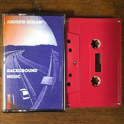 Andrew Nolan : Backround Music - Tape