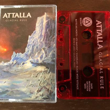 ATTALLA - Glacial Rule tape