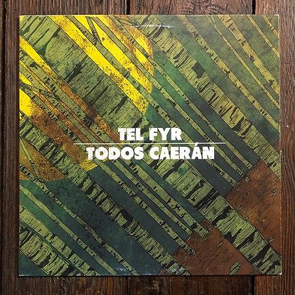 TEL FYR/TODOS CAERÁN Split - Vinyl LP