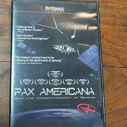 Pax Americana DVD
