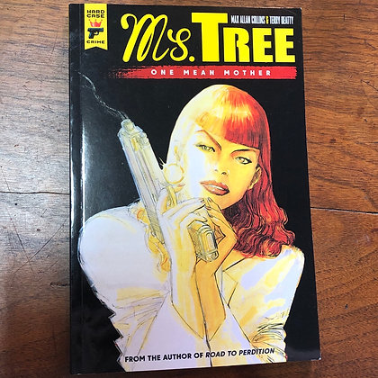Ms. Tree - One Mean Mother, Max Allan Collins comic