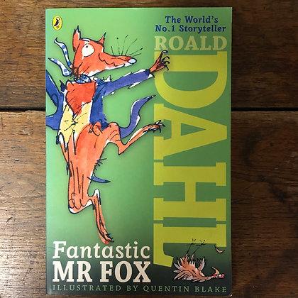 Dahl, Roald : Fantastic Mr. Fox - Softcover