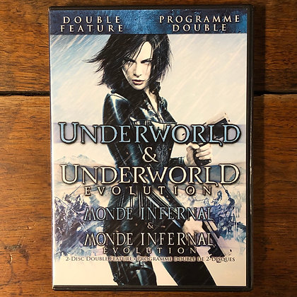 Underworld & Underworld Evolution - DVD