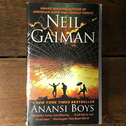 Gaiman, Neil : Anansi Boys - Paperback