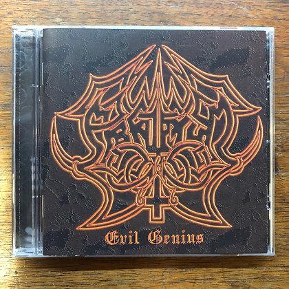 Abruptum - Evil Genius CD