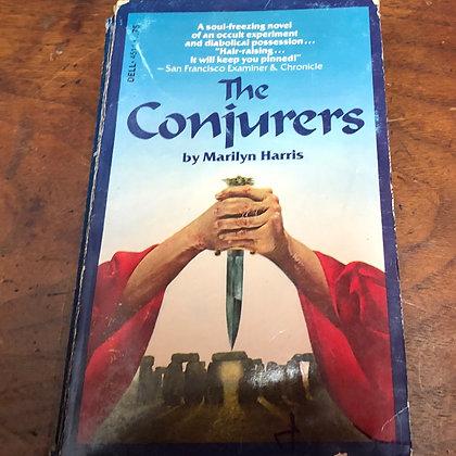 Harris, Marilyn - The Conjurers paperback