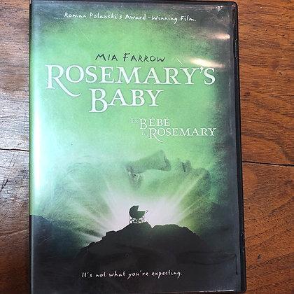 Rosemarys Baby DVD