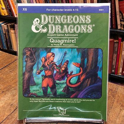 Dungeons & Dragons, Expert - Quagmire!
