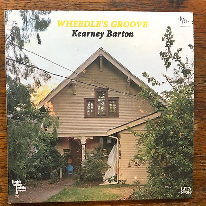 Wheedle's Grove - Kearney Barton CD
