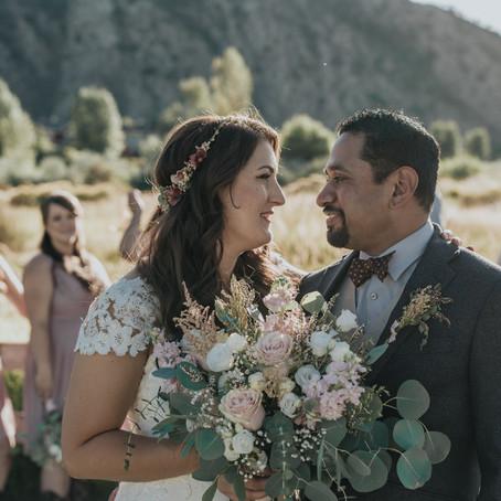 Esther + Jason | September 2, 2019 | Brush Creek Pavilion | Eagle, Colorado | Wedding