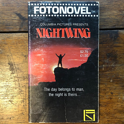 Nighwing Fotonovel 1979 paperback