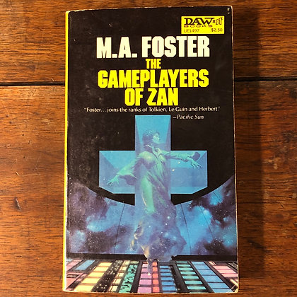 Foster, M.A. : The Gameplayers of Zan - Paperback