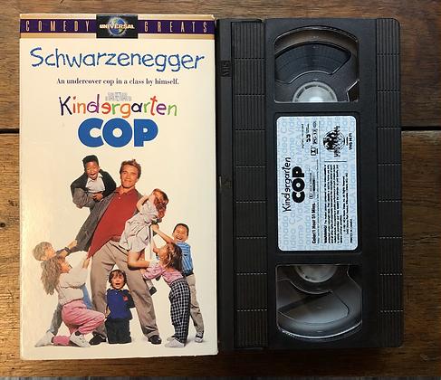 Kindergarten Cop - VHS