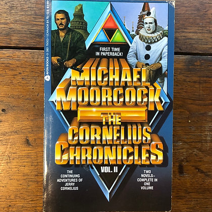 Moorcock, Micheal - The Cornelius Chronicles softcover
