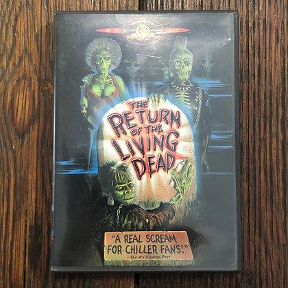 THE RETURN OF THE LIVING DEAD - DVD