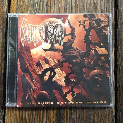 DECREPIT BIRTH : Diminishing Between Worlds - CD