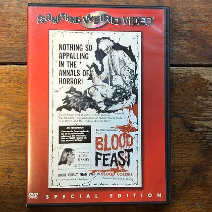 Blood Feast - DVD