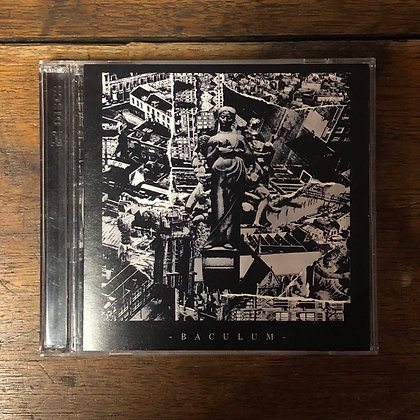 BACULUM : I Would Rather Feel Empty Than Full of False Hopes : 2 x CD