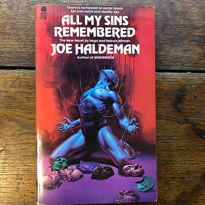 Haldeman, Joe - All My Sins Remembered 1978 paperback