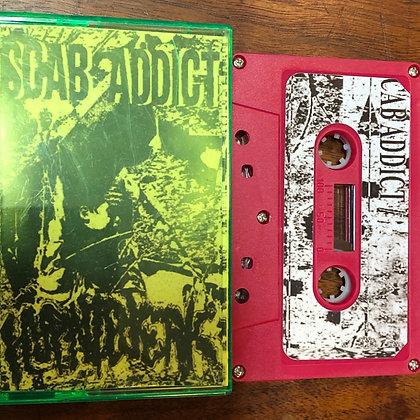 SCAB ADDICT / HYPNIC JERK Split tape