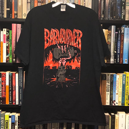 Barn Burner band T-shirt XL