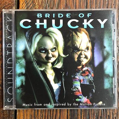 Bride of Chucky Soundtrack - CD