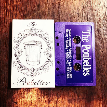 The Poubelles purple tape