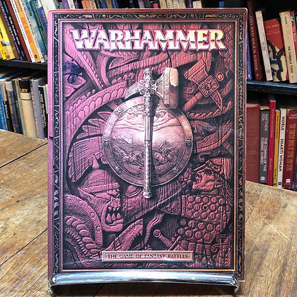 Warhammer softcover