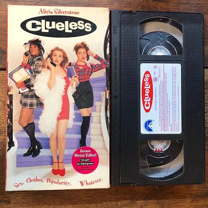 Clueless VHS