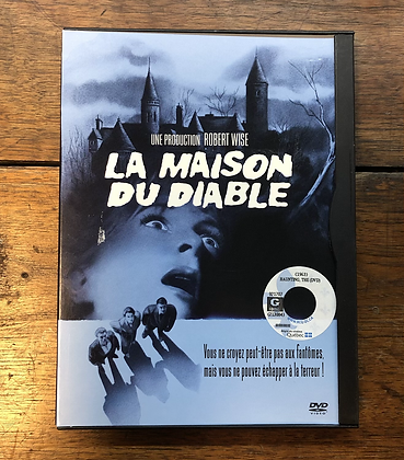 The Haunting (French Cover) - DVD