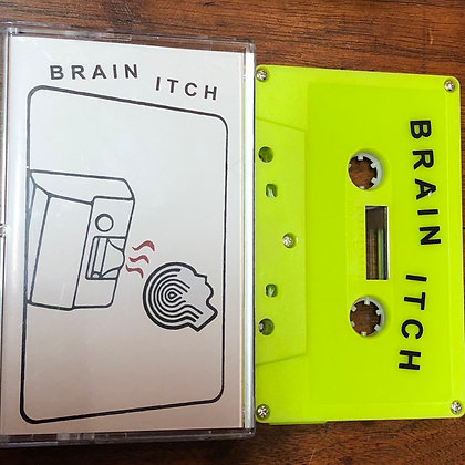 BRAIN ITCH - Leave the Fold tape
