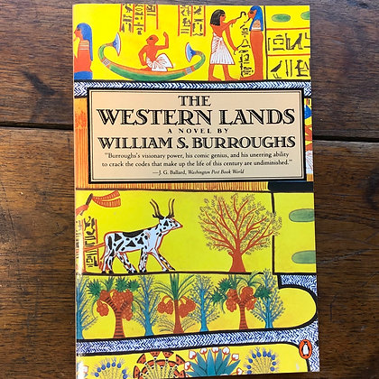 Burroughs, William - The Western Lands softcover