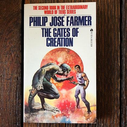 Farmer, Philip José - The Gates of Creation paperback