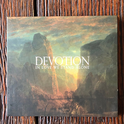 Devotion : In Love We Stand Alone - CD