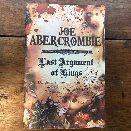 Abercrombie, Joe - Last Argument of Kings