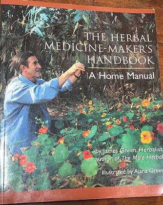 Green, James - The Herbal Medicine-Maker's Handbook